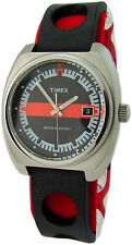 Timex Rally desing Quarz Uhr Herrenuhr quartz gents watch rally silicon strap