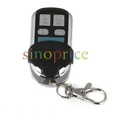 433MHZ Wireless Clone Learning RF Remote Control Transmitter for Garage Door Car