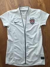 Nike Dri-Fit USA US 2011/12 WORLD CUP White Women's SOCCER Jersey Extra Small XS