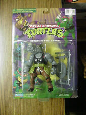 TMNT Original Rocksteady MOC Sealed Teenage Mutant Ninja Turtles Vintage