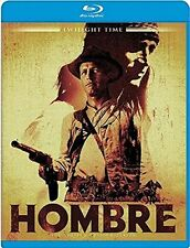 Hombre Blu-ray Twilight Time Paul Newman RARE OOP LIKE NEW