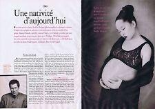 COUPURE DE PRESSE CLIPPING 1998 JEAN PAUL GOUDE  (7 pages)
