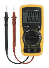Sealey TM100 Multimeter Digital Professional Multimeter 6 Function Brand New
