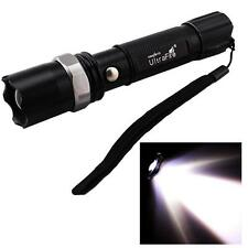 1000LM CREE Q5 3Mode LED Lamp Light Torch Traffic Wand Military Police Gift SP