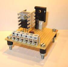 10A Netzgerät, Netzteil, Spannungsregler-Modul 1-30V, geprüfte Fertigplatine