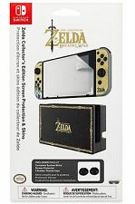 Nintendo Switch Zelda BOTW Collectors Edition Screen Protection & Skins NIB