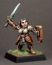 Dwarf Shield Maidens Reaper Miniatures Warlord Female Dwarves Fighter Melee