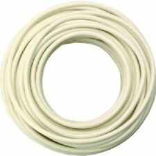 New Road Power 18-1-17 Copper Primary Wire, 18 Gauge, White, 33ft