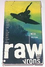 ANDY IRONS BROCK LITTLE MCD Raw VHS Surf Bruce surfboard surfing kelly slater
