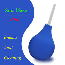 Easy Anal Vaginal Syringe Clean Douche Enema Cleaning System 89ml 1st class P&P