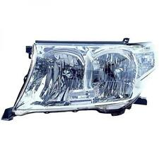 Headlight Left TOYOTA LAND CRUISER 08- H11+HB3 for reg electric