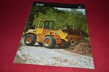 John Deere 244H Loader Dealer's Brochure DCPA6