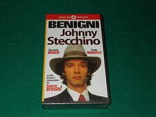 Johnny Stecchino Regia di Roberto Benigni  videocassetta sigillata