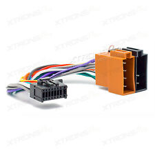 ISO WIRING HARNESS For Pioneer DEH-series 2010+ DEH-1300MP DEH-2400UB DEH-3400UB