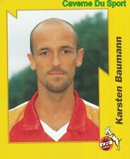 125 KARSTEN BAUMANN GERMANY 1. FC KOLN STICKER FUSSBALL PHASE 1998 PANINI