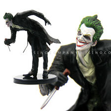 Gift Toy DC Comics Arkham origins Batman Direct The joker Statue 6'' figure Doll