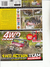 Australian 4WD Action:173-4WD Action Team Weekender-Car 4WD-DVD