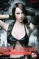 1/6 Metal Gear Solid Quiet Sexy Sniper Military Set For Phicen Female ☆IN STOCK☆