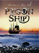 Prison Ship (Adventures of a Young Sailor)-ExLibrary