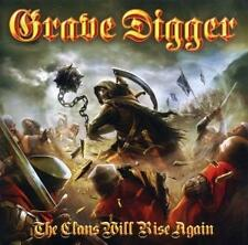 Grave  Digger   the clans will rise again    CD  NEU  /  VERSIEGELT  /  SEALED