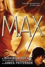James Patterson - Maximum Ride 05 Max (2009) - Used - Trade Cloth (Hardcove