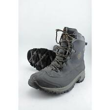 Columbia Bugaboot Men US 10.5 Gray Snow Boot Pre Owned  1619