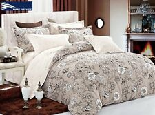 SHACHA King Size Bed Duvet/Doona/Quilt Cover Set New