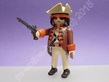 Playmobil 5284 Figures Series 4 Mann Pirat komplett  (J-3768)