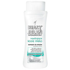 BIALY JELEN Hypoallergen Natur Haar Shampoo ZIEGENMILCH für Allergiker 300 ml