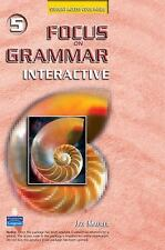 Focus on Grammar Interactive 5, Online Version (Access Code Card)