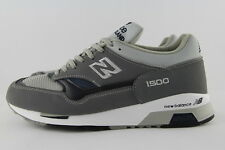 New Mens New Balance 1500 Made In England 574 Grey Leather Trainers 7 M1500UKG