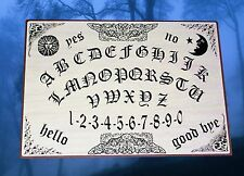 Witch board  ouija style Talking Spirit Board