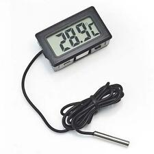 Digital LCD Thermometer for Refrigerator Fridge Freezer Temperature -50~110C LO
