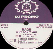 RAGE - Why Don't You - Pulse-8
