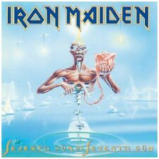Iron Maiden - Seventh Son Of A Seventh Son NEW CD