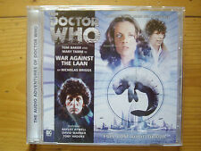 Doctor Who War Against the Laan, 2013 Big Finish audio book CD