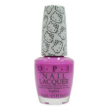 OPI Nail Polish Lacquer Hello Kitty H87 Super Cute in Pink 0.5oz/15ml
