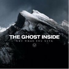 THE GHOST INSIDE - Get What You Give CD