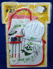 Vintage Barbie Ken 1965 Cheerful Chef  MINT ON CARD  Perfect!!