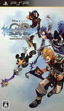 Used PSP Kingdom Hearts: Birth by Sleep  Japan Import ((Free shipping))