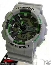 INVENTORY SALE//Casio G-SHOCK GA-110TS-8A3CR Analog-Digital Unisex Grey Watch