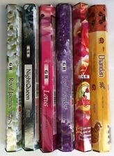 GR Incense Sticks: COLLECTION: Mixed Assortment 120 Sticks Free Shipping