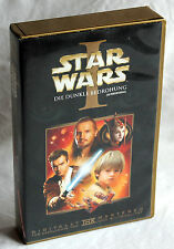STAR WARS 1 - Die Dunkle Bedrohung - VHS