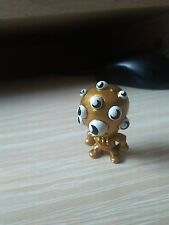 MOSHI MONSTER SERIES 7 SPECIAL GOLD ROARY FIGURE