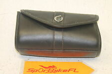 04-07 YAMAHA V STAR 650 VSTAR XVS650 WINDSHIELD WIND SCREEN SADDLE BAG  POCKET