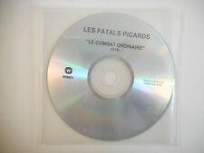 LES FATALS PICARDS : LE COMBAT ORDINAIRE ♦ CD SINGLE PORT GRATUIT ♦