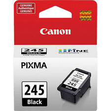Genuine Canon PG245 black ink cartridge for PG 245 MG2924 wireless iP2820 MG2520