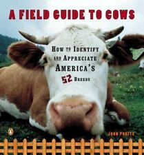 A Field Guide to Cows: How to Identify and Appreciate America's 52-ExLibrary