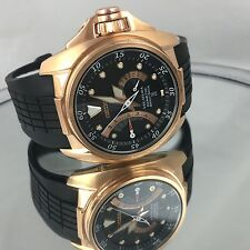 MEN'S SEIKO ROSE GOLD VELATURA KINETIC 100M DIRECT DRIVE SAPPHIRE