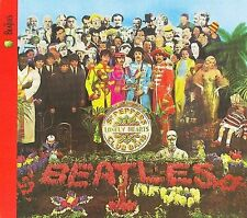The Beatles Sgt. Pepper's Lonely Hearts Club Band [Digipak] with 28 Page Booklet